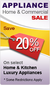 Appliances 20%
