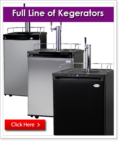 Featured Category - Kegerators