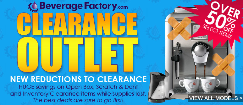 Clearance Outlet - Over 50% off Select Items