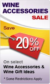 Wine Accessories 20%